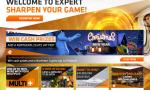 Веб-сайт букмекера Expekt