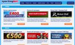 Веб-сайт букмекера Sportingbet