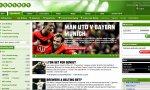Веб-сайт букмекера Unibet