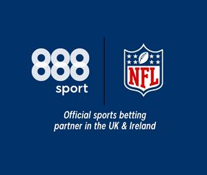 букмекер 888sport официальный партнёр НФЛ